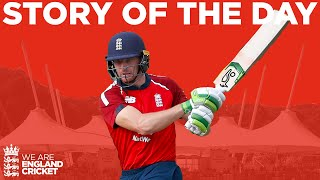 England Take Series Win After Outstanding Performance | England v Australia 2nd Vitality IT20 2020