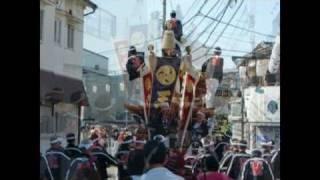 和泉市幸・信太地区だんじり祭