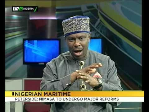 Business Zone |  NIMASA to undergo massive reforms - Dakuku Peterside