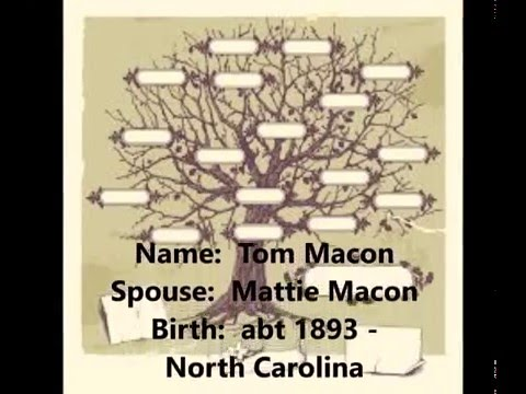 Ancestry Results for Tom Macon