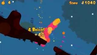 LocoRoco Midnight Carnival Gameplay (2009, Sony)