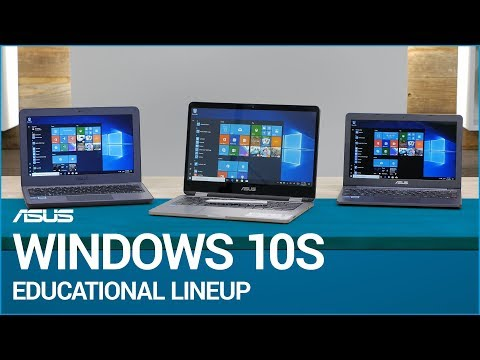 Windows 10 S Educational Line-Up