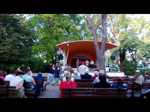 Bulgaria: Varna's Sea Garden with Folklore Music!