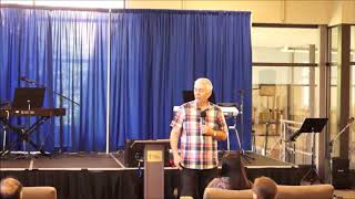 A Walk with God Pt  1 Bruce Allen