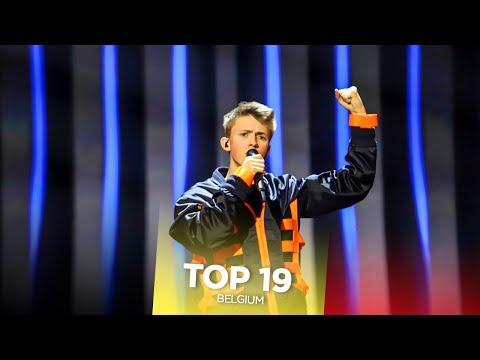 Belgium in Eurovision