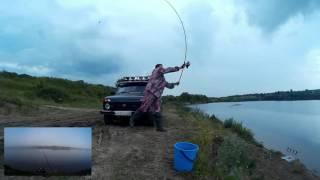 рыбалка в курской области видео