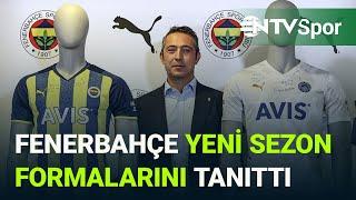 Fenerbahçe Puma sponsorluğundaki yeni formasını tanıttı