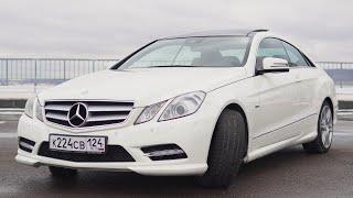 ТОП КУПЕ ЗА ЛЯМ - Mercedes-Benz E-Class Coupe