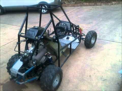 Homemade 250cc Buggy The Build Wmv Youtube