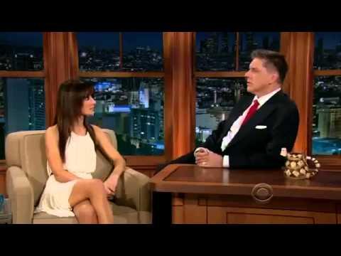 Craig Ferguson Late Late Show Alison Becker interview 2013, Feb 05th