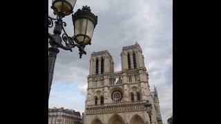 Нотр Дам де Пари - Собор Парижской Богоматери(Собо́р Пари́жской Богома́тери (Нотр-Дам-де-Пари) — Католический собор в центре Парижа, географическое и..., 2014-04-03T14:11:08.000Z)