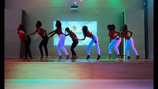 Gala de fin d'année 2020 - Show de Kizomba Lady Styling