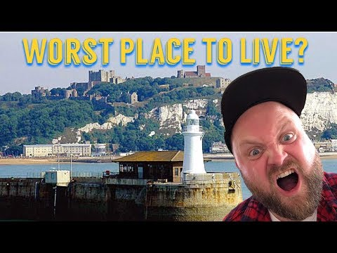 DOVER = Worst Place To Live? | Arron Crascall