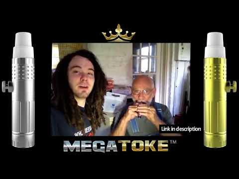 @Yoo Dabba Dabba - Megatoke Review : LIVE RESIN MEGATOKE MELT SHOT