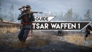 Russland DLC Waffen schnell freischalten! – Battlefield 1 Guide – Teil 1/2 (Sturmsoldat & Sanitäter)