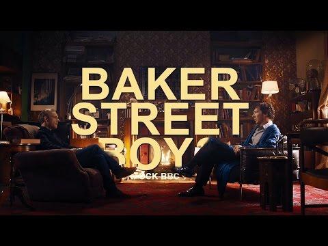 Baker Street Boys - A Sherlock BBC Tribute {+season 4!}