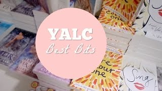 YALC - Best Bits Vlog | The Book Life