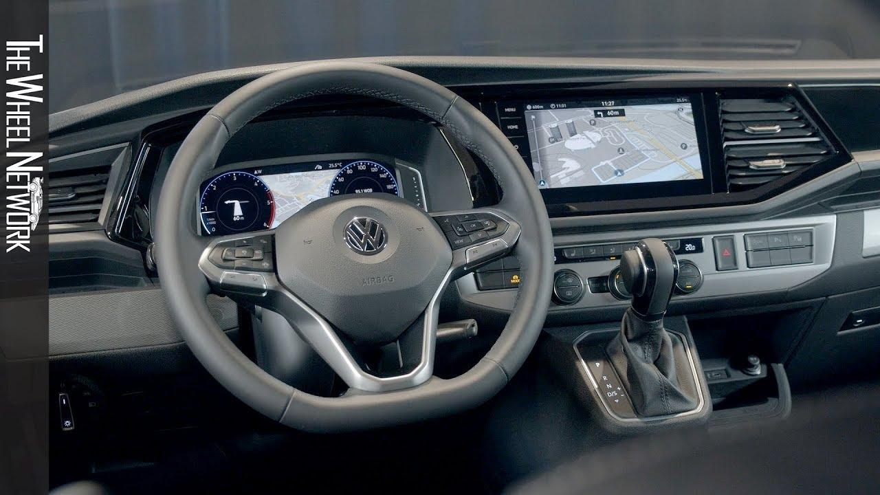 2020 Volkswagen Transporter Configurations