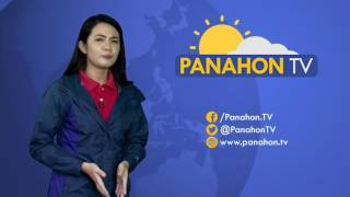 Panahon.TV | August 13, 2016, 5:00AM (Part 1)