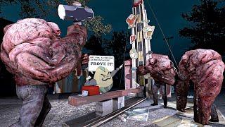 Left 4 Dead 2 Taaannnkk! Versus Mode Dark Carnival