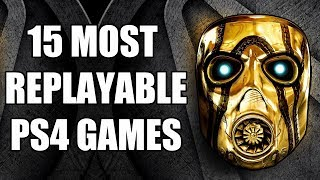 15 Most Replayable Games On The PS4