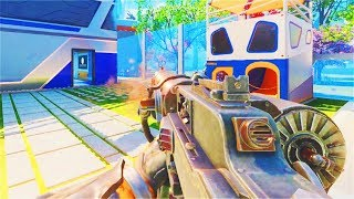 NEW DLC WEAPONS IN BLACK OPS 3 MULTIPLAYER...