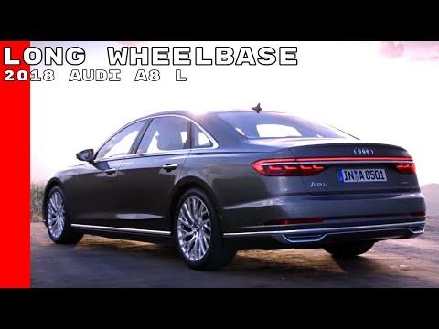 2018 Audi A8 L Long Wheelbase