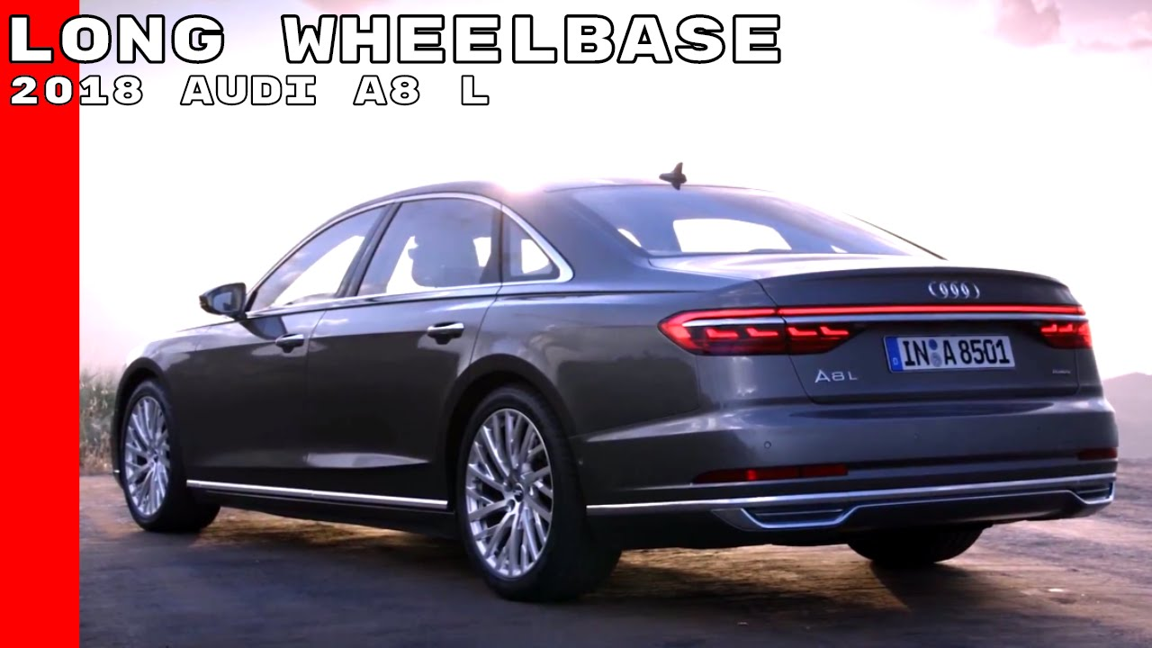 Audi A L Long Wheelbase YouTube - 2018 audi a8 for sale