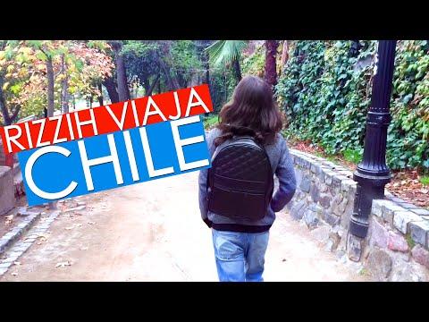 RIZZIH VIAJA - CHILE | DAILY VLOG