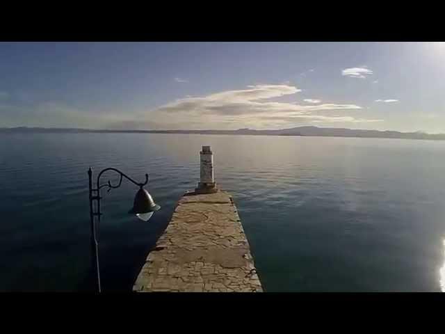 Pefkohori (beach & small lighthouse)