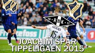 Rosenborg - Stabæk | 23. Runde | Joachim spår Tippeligaen 2015 (FIFA 15)