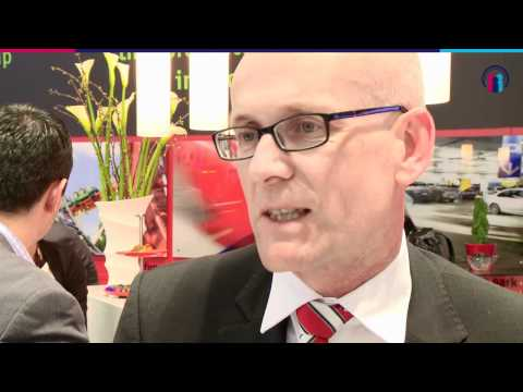 Parking Network - Intertraffic Amsterdam 2012 - Nagels Interview