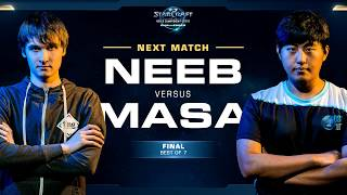 MaSa vs Neeb PvT - WCS Challenger 2018 Season 1 – North America