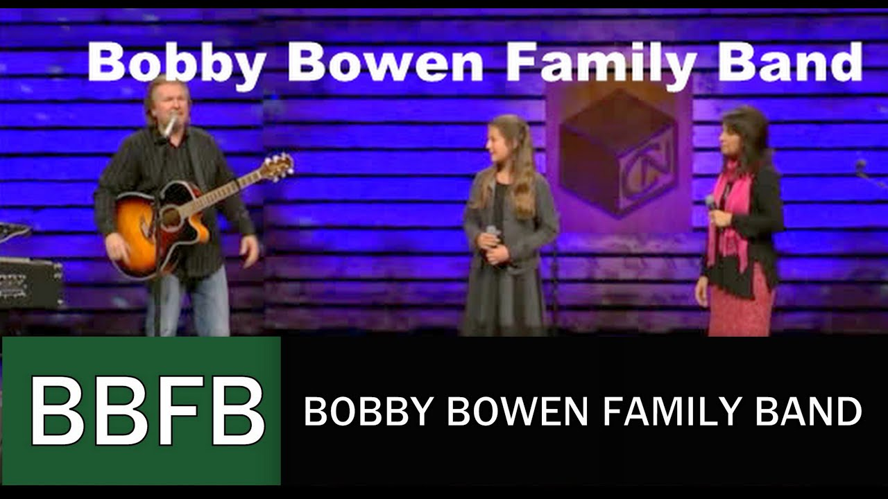 Bobby Bowen Family Band @ Cornerstone Nashville 11-19-2014