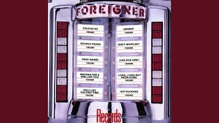 Provided to YouTube by Warner Music Group Urgent · Foreigner Record...