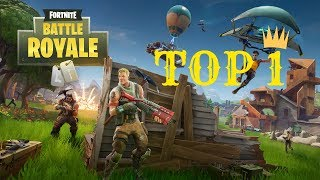 FORTNITE Battle Royale : TOP 1 en SECTION ! #1