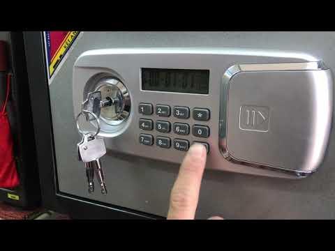 Cách mở khóa két sắt điện tử Việt tiệp nhanh đúng kỹ thuật nhất