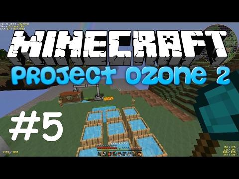 Minecraft - WORLD INTERACTION UPGRADE -  Project Ozone 2 #5
