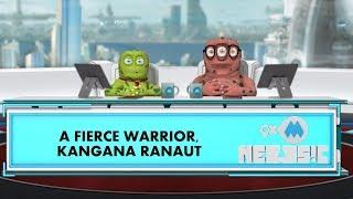 9XM Newsic | Manikarnika Teaser out | Bade | Chote