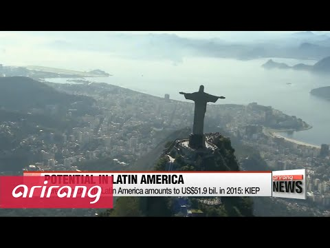 Korea turning to Latin America for growth