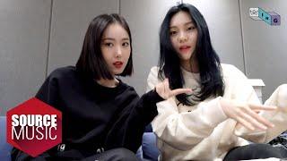Download [G-ING] SINB & UMJI's Self Cam - GFRIEND (여자친구)