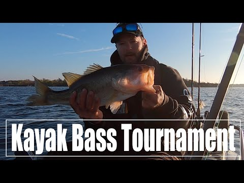 Kayak Bass Tournament On Lake Fayette!