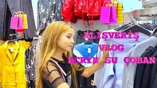 Aniden Alışveriş Vlog Ecrin Su Çoban