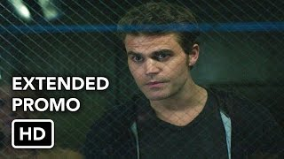 """The Vampire Diaries 8x04 Extended Promo """"An Eternity of Misery"""" (HD) Season 8 Episode 4 Promo"""