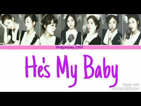 APINK(에이핑크) - He's My Baby Lyrics [Color Coded_Han_Rom_Eng]