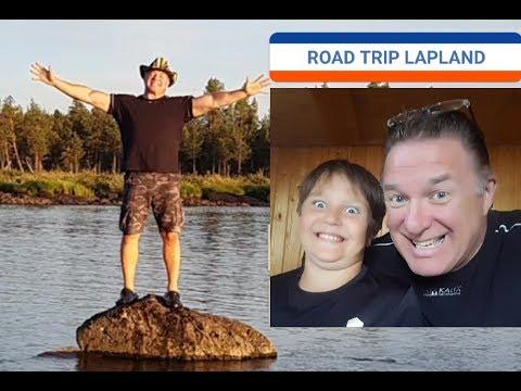 Road Trip Lapland Sweden, Abisko Nuolja Lapporten