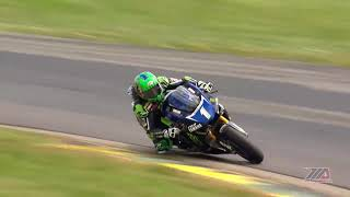 MotoAmerica EBC Brakes Superbike Race 1 at VIR 19 Highlights