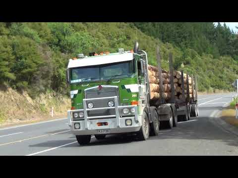 Trucks NZ, Napier- Taupo Road, Will Bishop