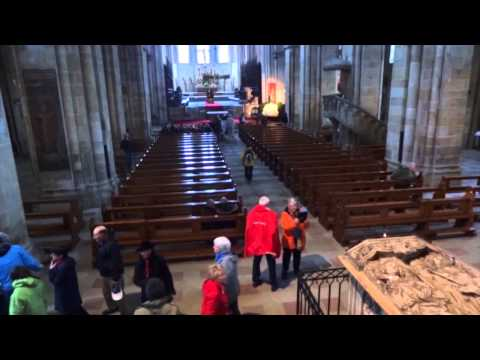 Germany's Bamberg Cathedral