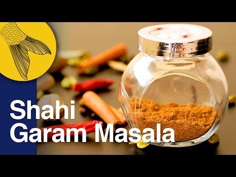 Shahi Garam Masala Recipe | The Ultimate Bengali Garam Masala Powder